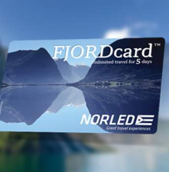 FjordCard by Norled