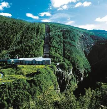 Vemork in Rjukan