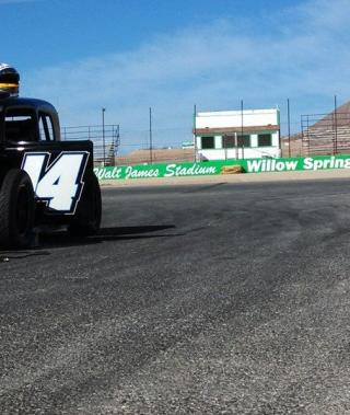 Willow Springs Raceway