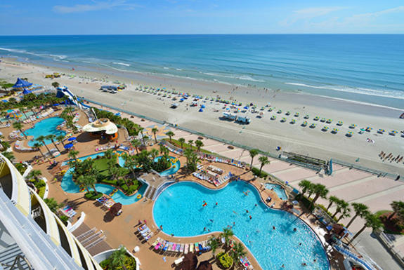 Daytona Beach Hotels, Resorts, Attractions