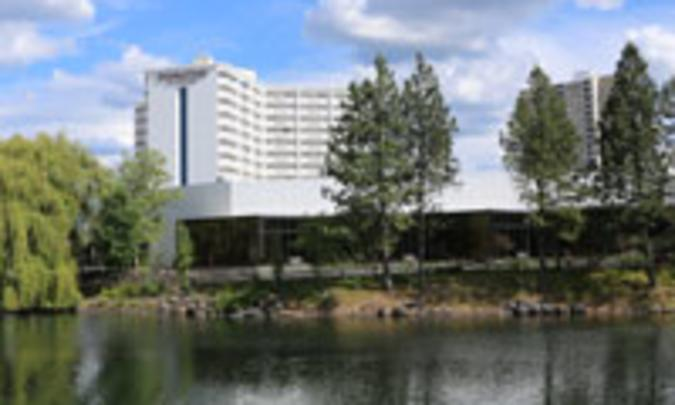 DoubleTree by Hilton Spokane City Center