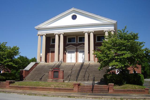Cliffside Baptist Church