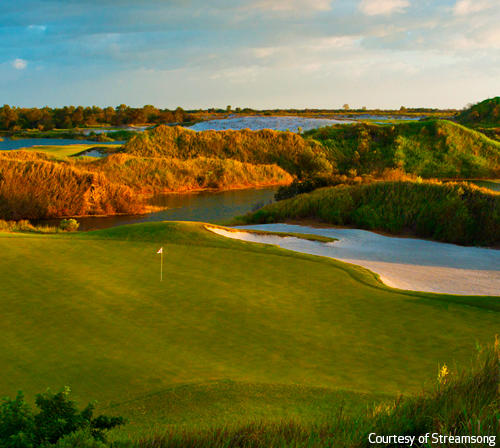 Streamsong Golf & Clubhouse