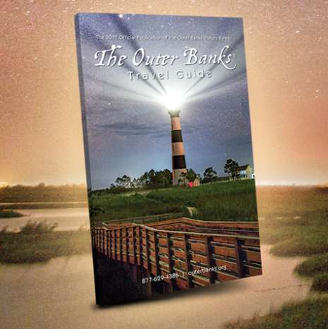 Stay in Touch with the OBX - Get your FREE 2017 Outer Banks Travel Guide Today!