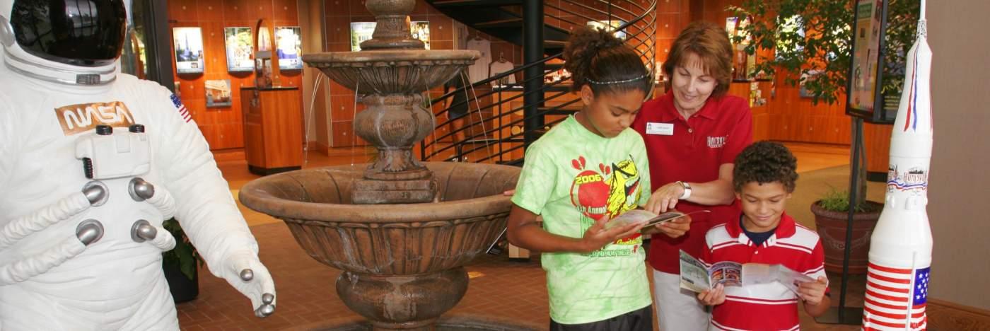 Huntsville/Madison County Visitor Center