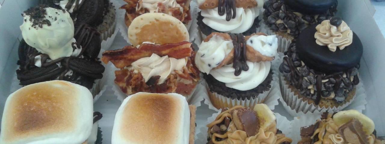 Gina's Amazing Cupcakes