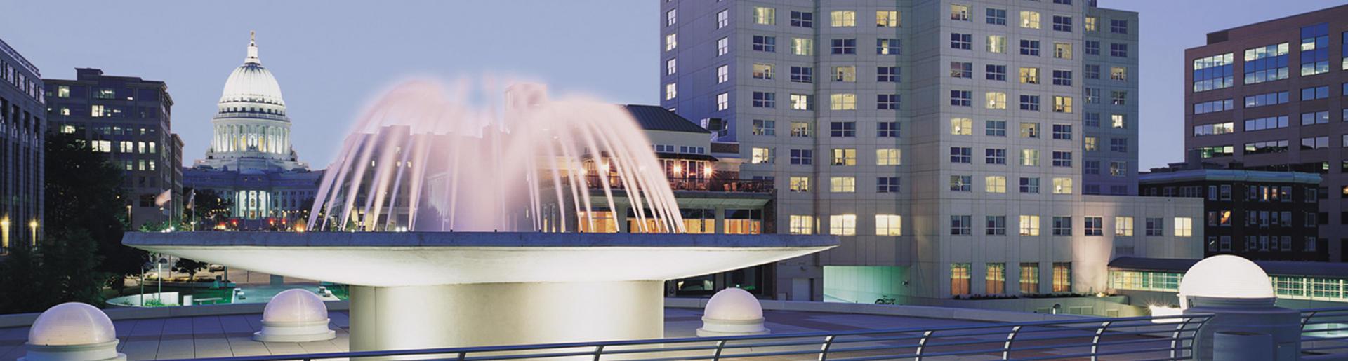 Hilton Madison Monona Terrace