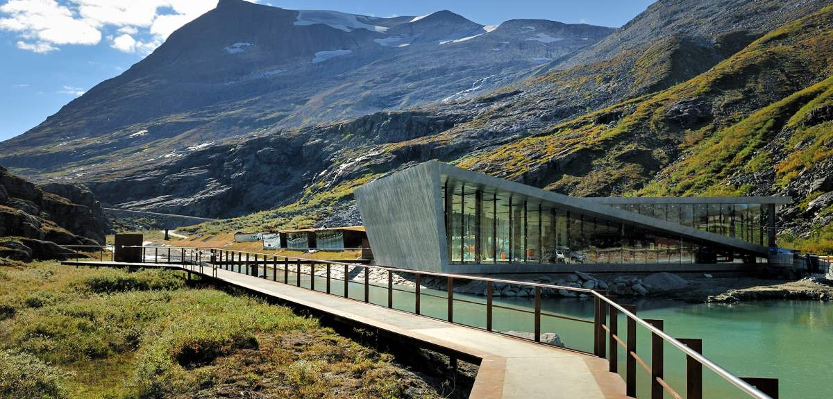 Architecture Official Travel Guide To Norway