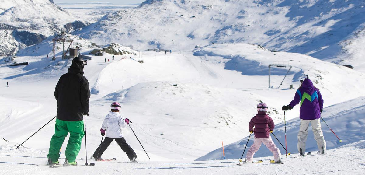 opplevelser trondheim Ski