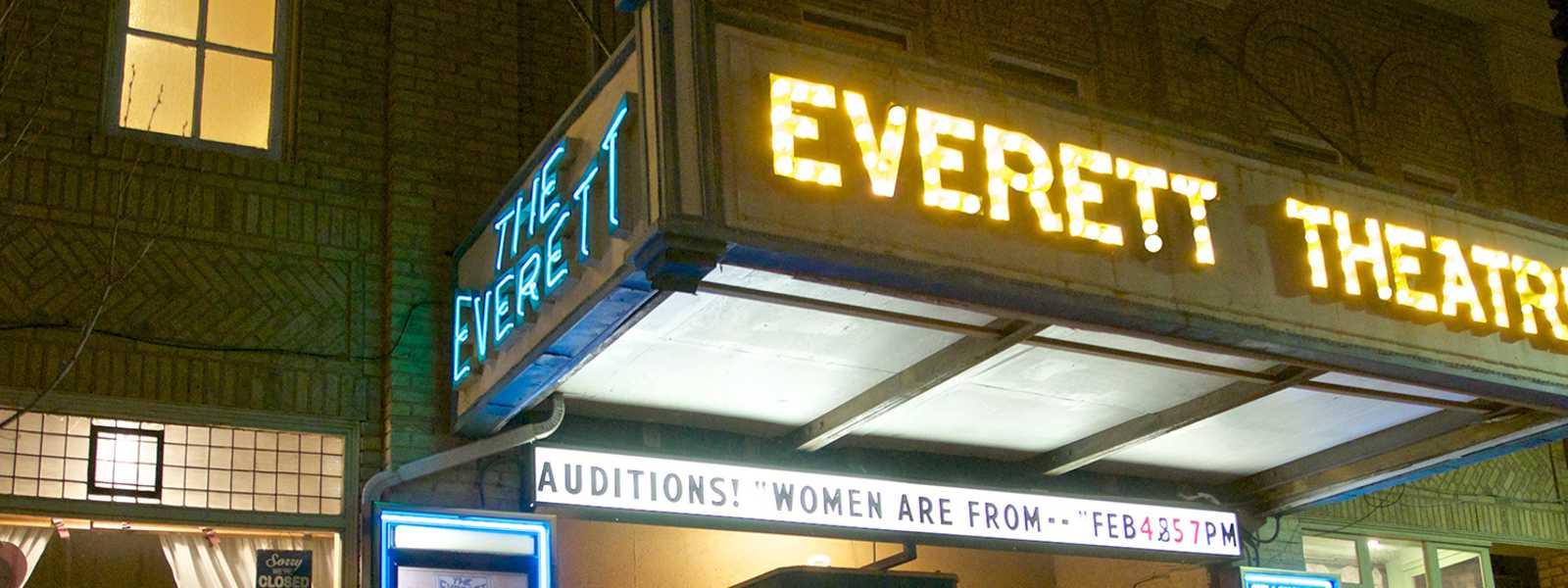 Everett Theatre Middletown, Delaware