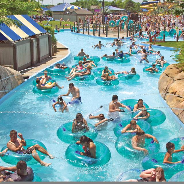 Magic Waters lazy river