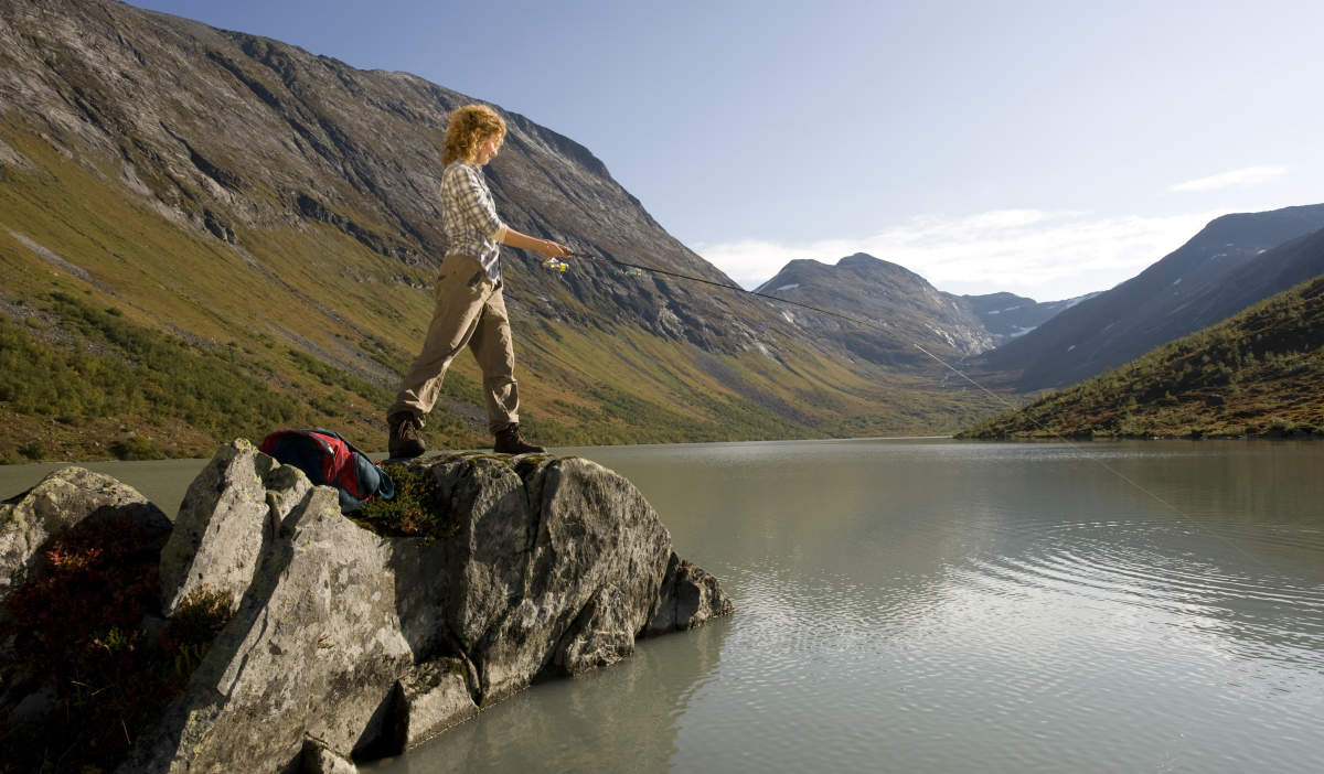 Hellesyt lake