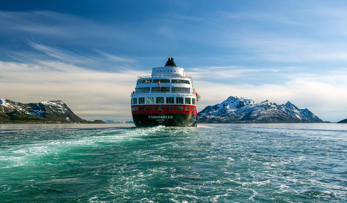 Hurtigruten in Lofoten