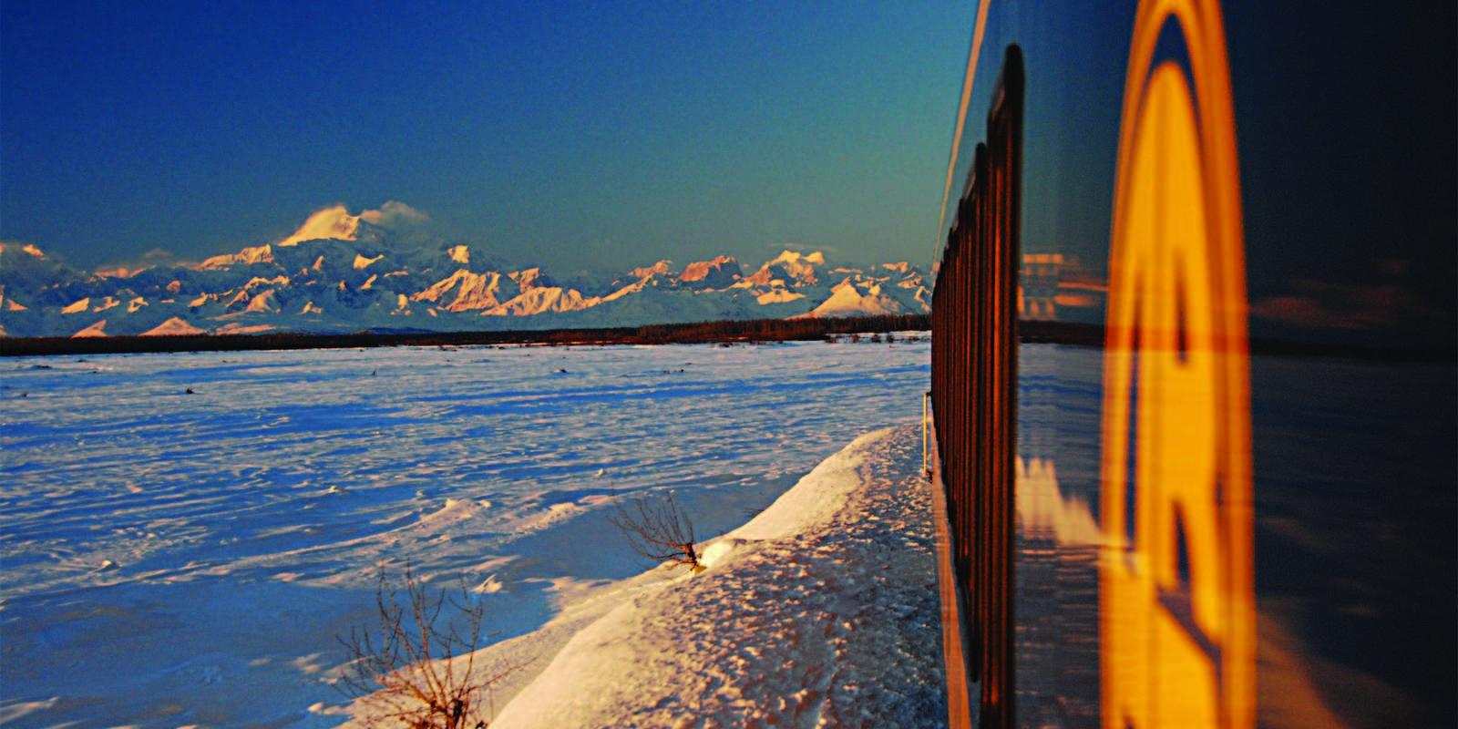Denali Winter