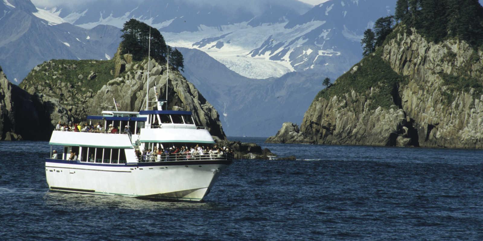 Kenai Fjords National Park Visit Anchorage