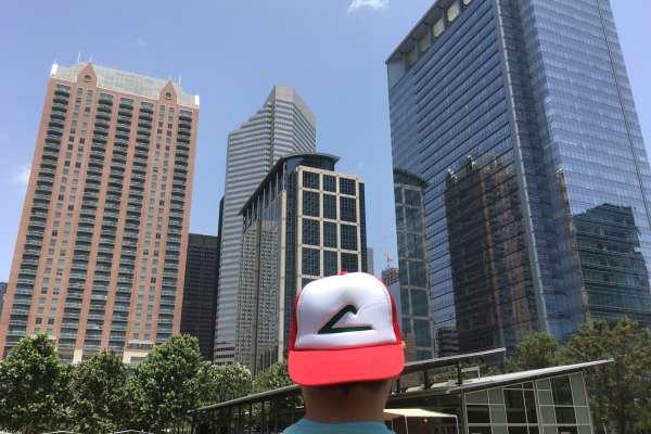 ¡La fiebre de Pokémon Go en Houston: guía para cazarlos ya!