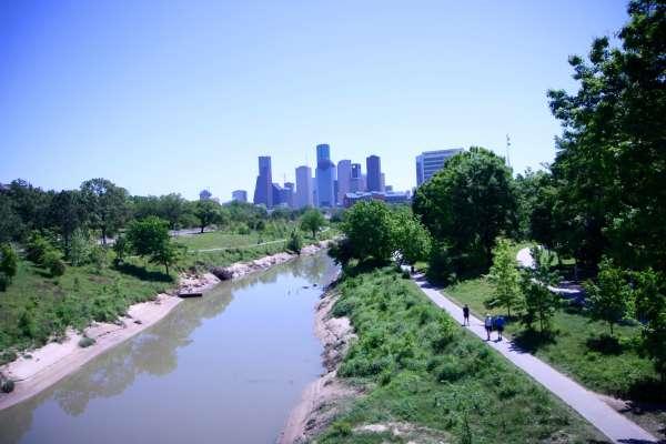 Tres espectaculares lugares para salir a correr en Houston.