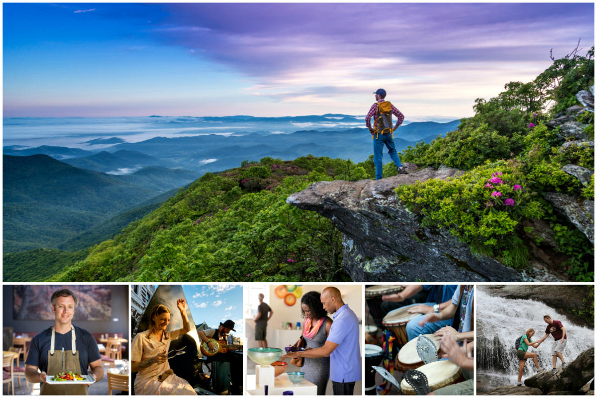 50 things to do in asheville for Places to stay in asheville nc cabins