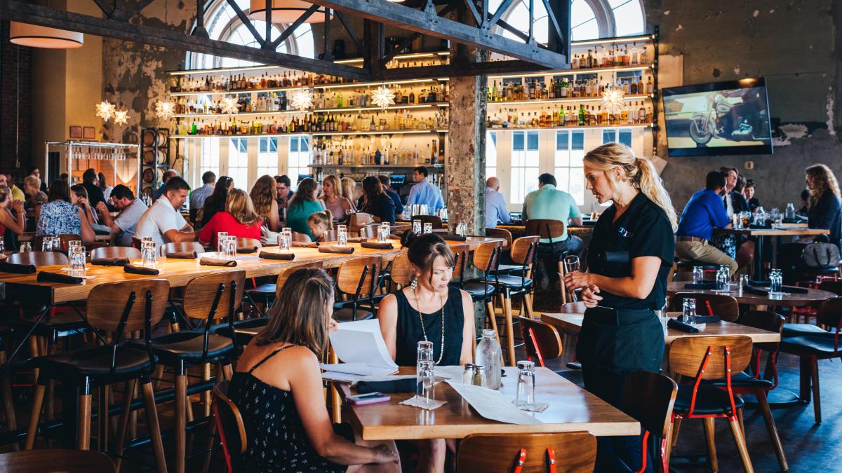 where you ll encounter dozens of gaypopular eateries