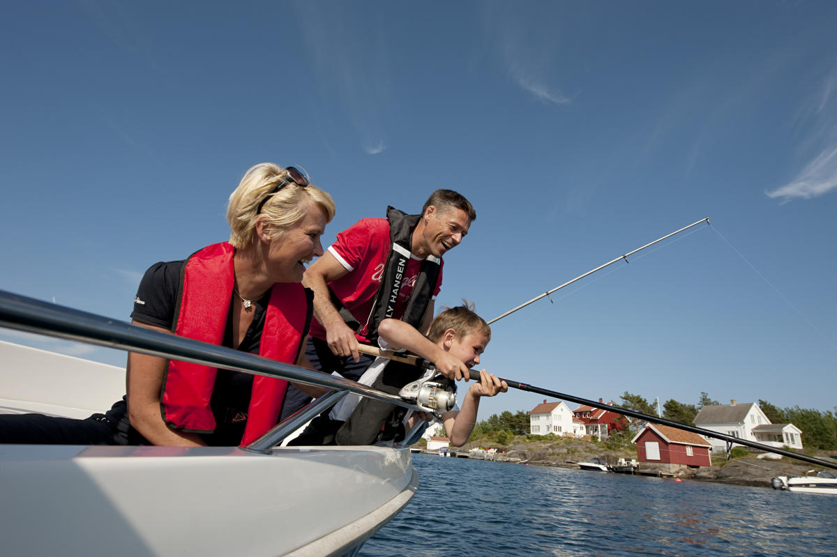 Diepzeevissen in zuid noorwegen   de officiële reisgids voor noorwegen