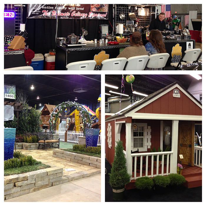 oklahoma city home garden show inspires visitors with