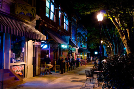 Athens Restaurants Ga Downtown