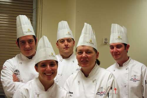 Culinary Students Compete in National Competition