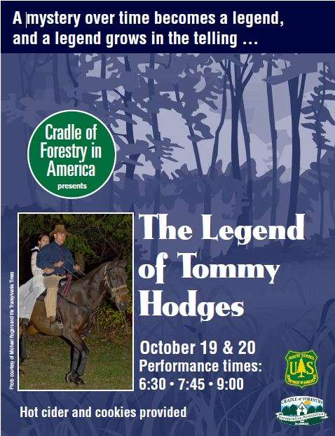 The Legend Of Tommy Hodges