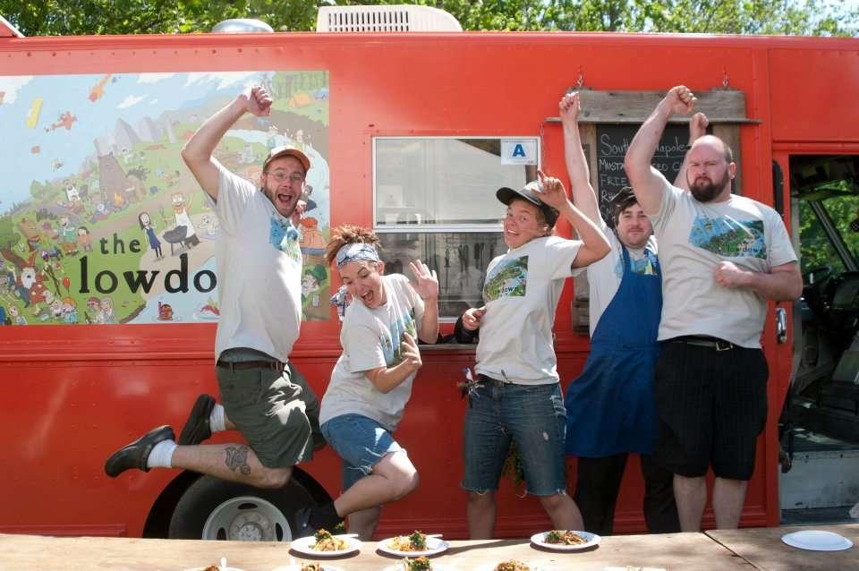Asheville Food Truck Savings