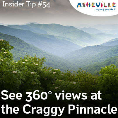 Daytripper: Craggy Pinnacle