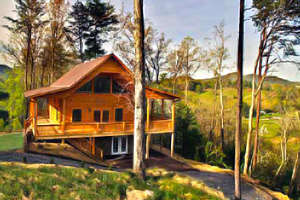 Win Your Very Own Mountain Cabin