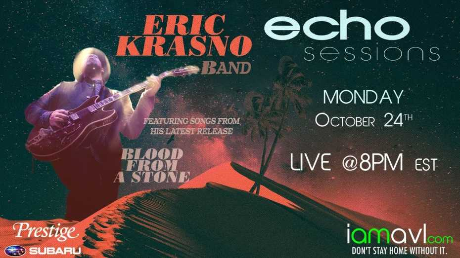 Echo Sessions - Eric Krasno band