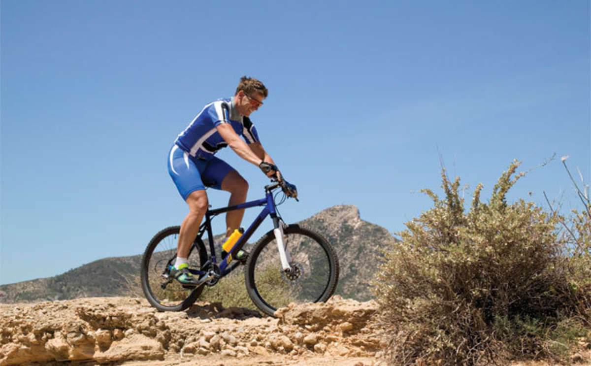 Mountain Biking, Fort Ord Public Lands
