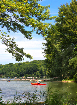 Kayaking - Owasco Flats - Cayuga County