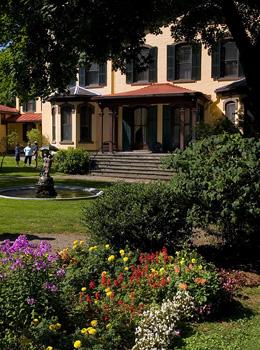 Seward House Gardens