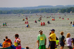 The Great Race - Emerson Park - Owasco Lake