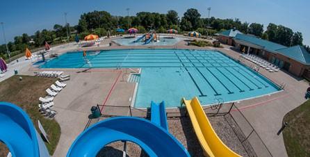 Jeffersonvlle Aquatic center