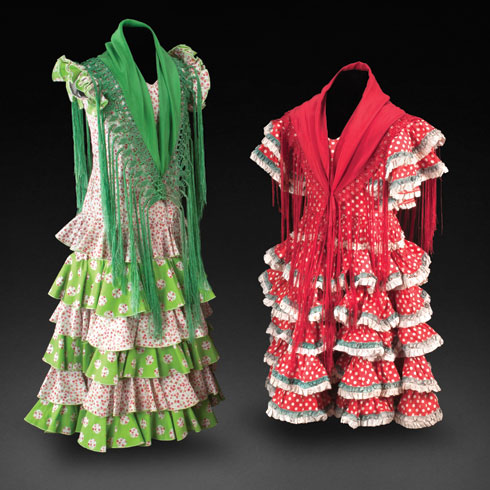 FLAMENCO Childrens Feria Dresses