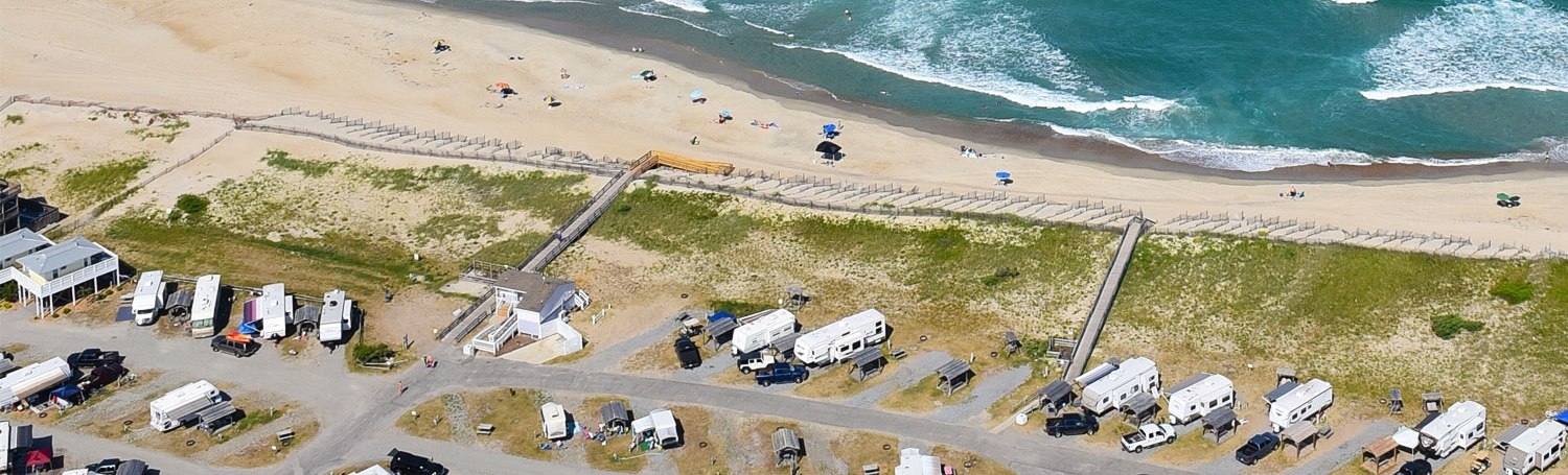 Campgrounds Rv Parks The Outer Banks North Carolina Beach Camping The Outer Banks North