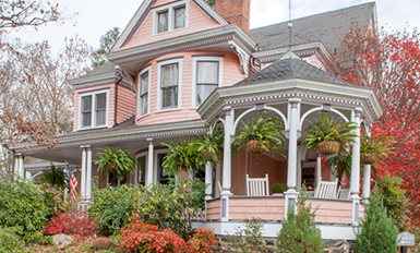 The Beaufort House Inn | ExploreAsheville.com