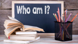 This week's Who Am I? is more difficult.