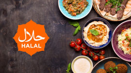 To be Halal or not.