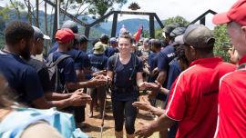 Kirstie conquers Kokoda.