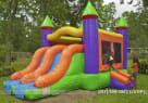 Front View of Toddler Bouncer