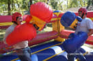 bouncy boxing with Big Gloves