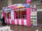 Inflatable Carnival Stand