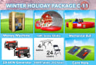 Winter Holiday Package C11