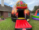 Disco Dome Inflatable Moonwalks for Rental