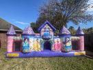 Princess Toddler Bounce House