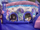 Princess Toddler Bounce House Children's Party